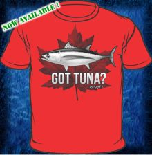 Got Tuna Red T-Shirt
