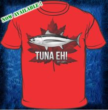 Tuna Eh Red T-Shirt