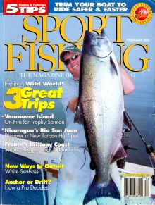 Featured in Sport Fishing Magazine