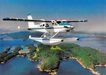 Fly into Kyuquot by Float Plane