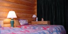 Stamp River Lodge - Spacious Rooms each with private bathroom