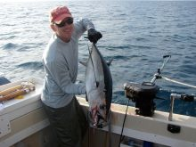 BC Tuna Fishing David Murphy Kyuquot