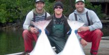 Kyuquot Sound Halibut Fishing