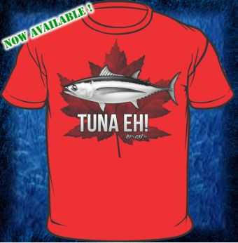 Tuna Eh! Red T Shirt