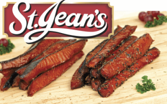 St Jeans Custom Processing Smoked Salmon and More!