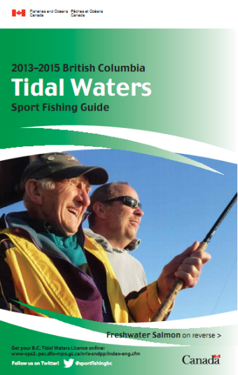 Tidal Waters Regulations Guide