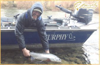 Stamp River Lower River Steelhead March 2015