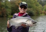 Fall Salmon & Steelhead Fish-Lodge-Dine