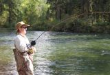 Fall Salmon & Steelhead 3 day Fish-Lodge-Dine