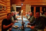 Fall Salmon & Steelhead 7 day Fish-Lodge-Dine