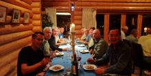 Stampr River Lodge - Great Food - Great Company