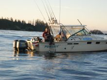 Kyuquot Sound Nearshore and Offshore Fishing
