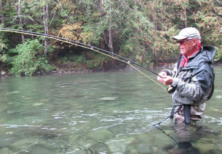 Fall Salmon & Steelhead 4 day Fish-Lodge-Dine