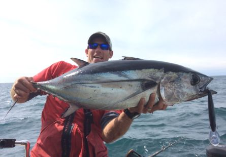 Offshore Tuna Fishing Trips